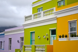 Capetown, South Africa: Bo Kaap district